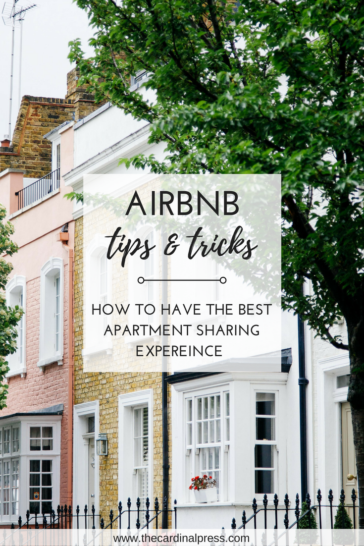 navigating airbnb: tips and tricks for apartment sharing