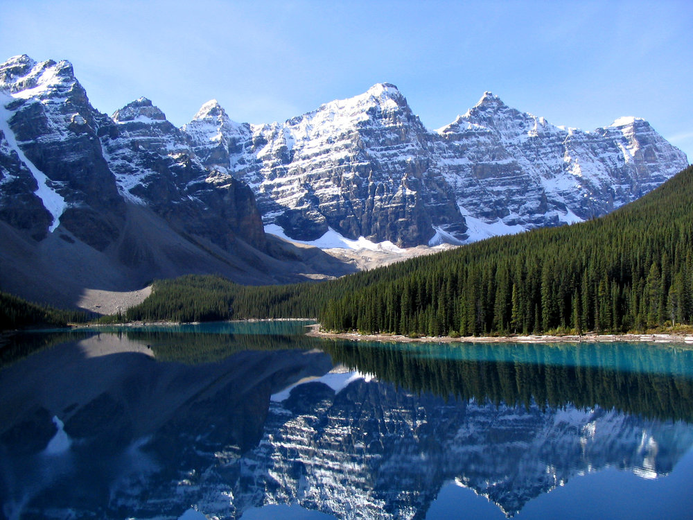 banff and lake louse travel