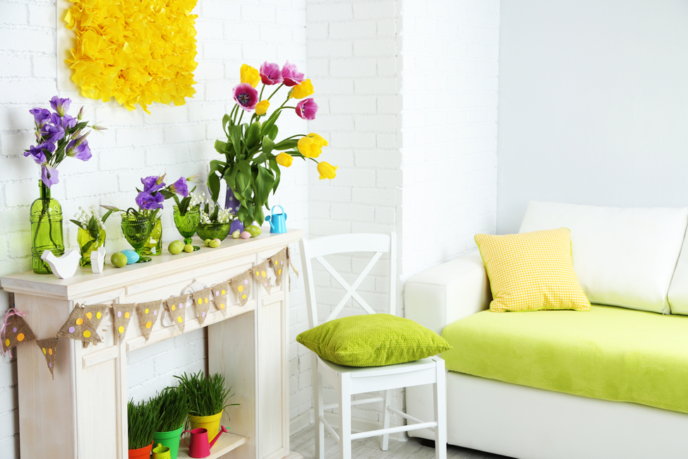 spring home decor tips