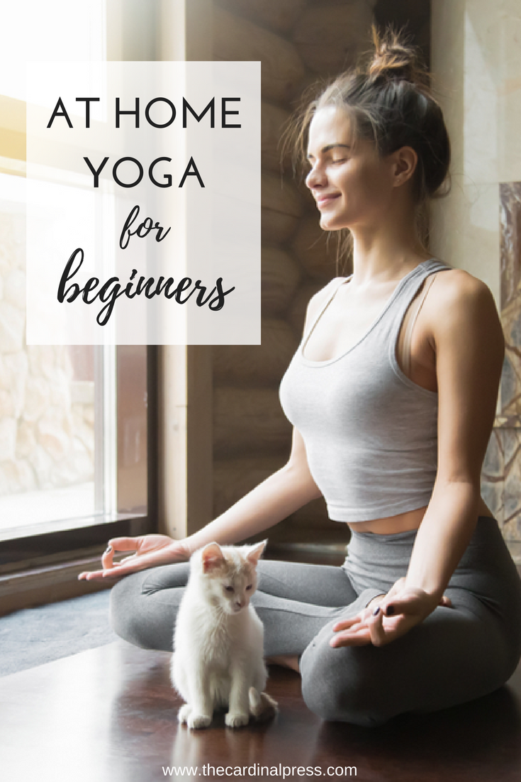 at home yoga for beginners