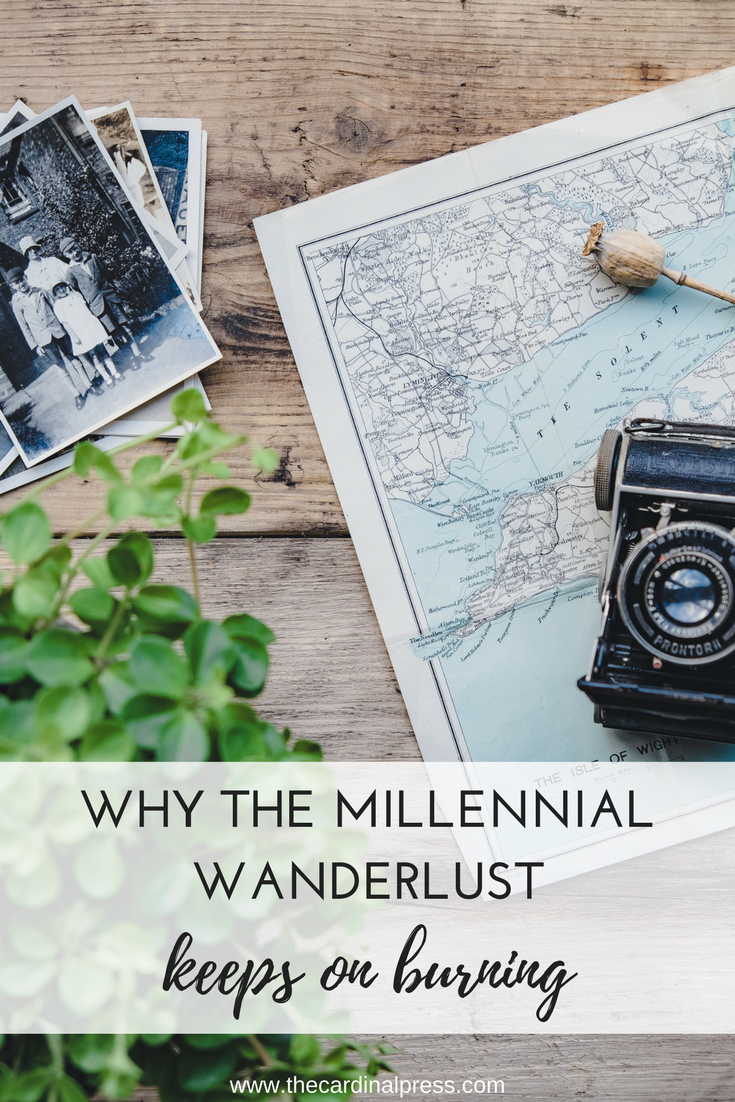 why the millennial wanderlust keeps on burning