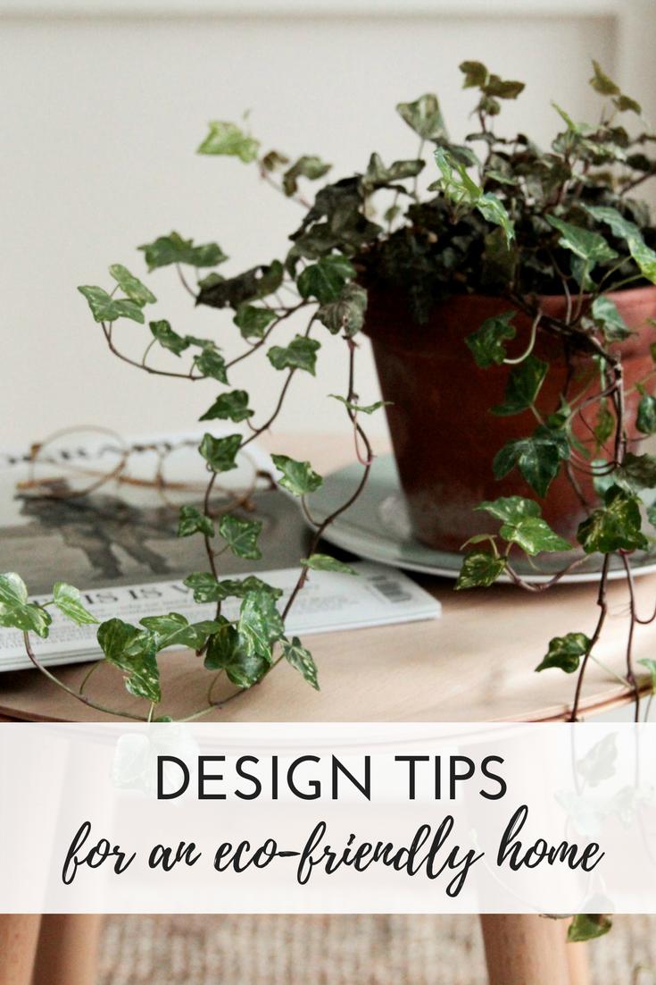 eco-friendly design