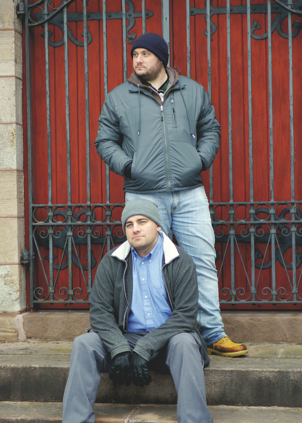 Mike and Daniel - Best friends and yet polar opposites of each other. Daniel StonewellDaniel works at a small advertising firm in Manhattan, living a busy professional life with little distraction from his every day world. Mike GibsonMike is an EMT in Brooklyn and spends his time online searching for unusual history, the Paranormal and Supernatural. He has a reasonably successful On-line Video Blog with over 5,000 subscribers.