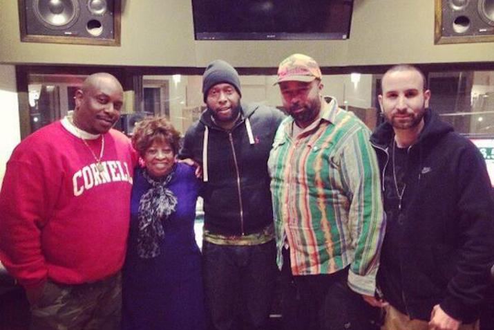 Talib Kweli & Ma Dukes Discuss J Dilla's Legacy On The Combat Jack Show