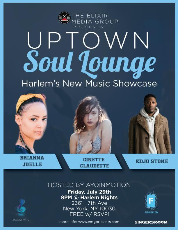 Uptown Soul Lounge July
