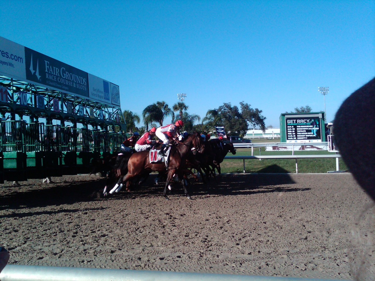 Best Thanksgiving spent with best friend fuerzita: Best pic from zee track!