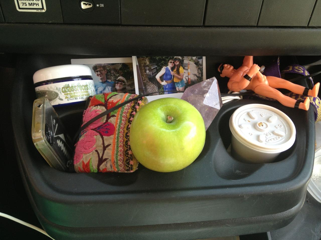 fuerzita :     Road trip dash