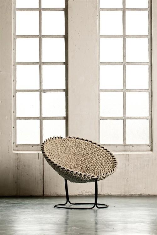 barsanworld :     Ausgefallener Stuhl Femme Chair von Rik ten Velden - InteriorPark. en We Heart It.