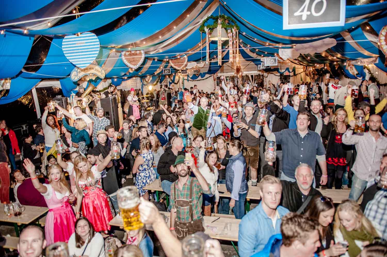 Best of Munich on the East River 2014-2016  sc 1 st  Zum Schneider NYC & Oktoberfest Tent - Munich on the East River - in NYC u2014 Zum ...
