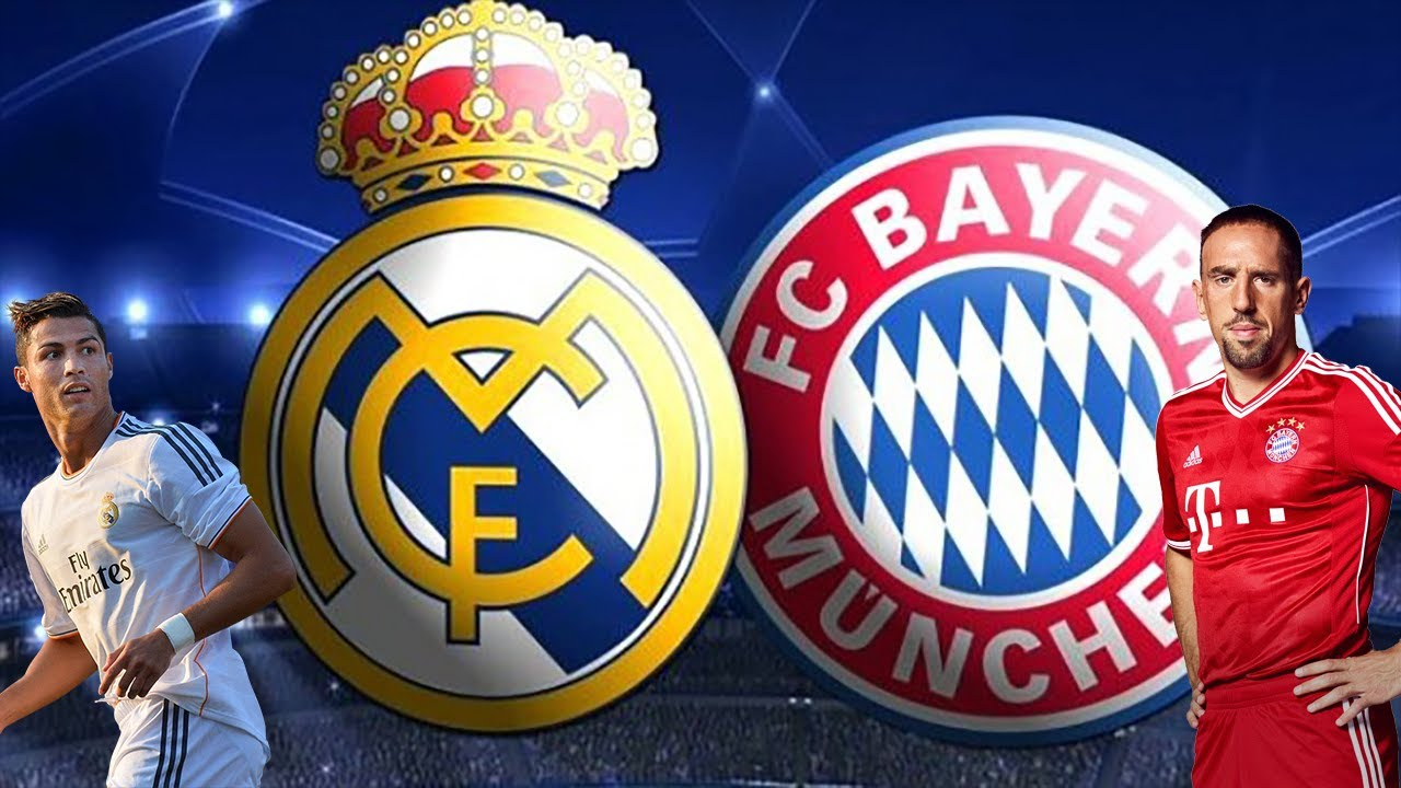 bayern vs real madrid - 1280×720