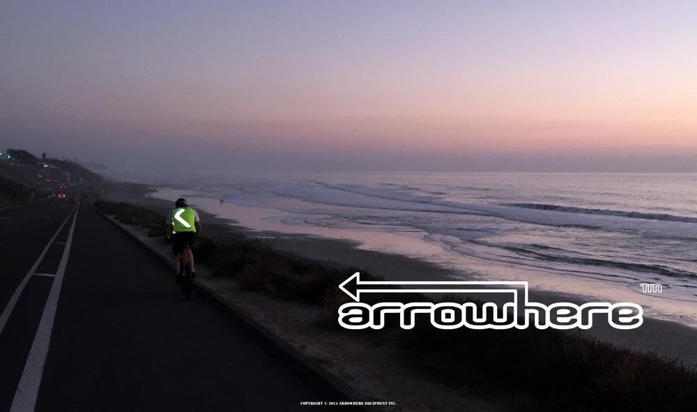 ArroWhere Equipment Inc. Windproof Vest - Coast