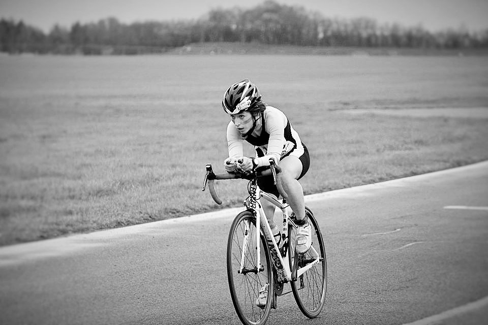 ArroWhere - Becky Hair cycling