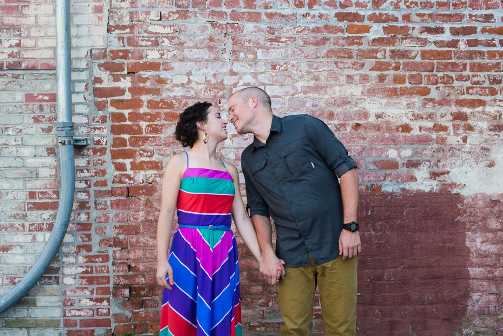 baton rouge engagement session