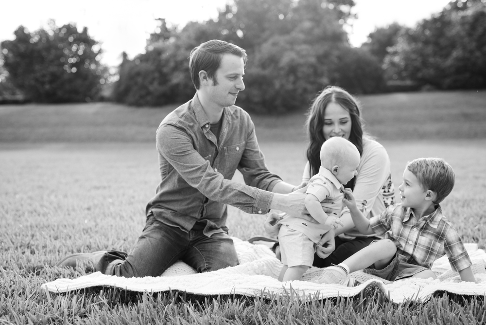 baton rouge family photography session