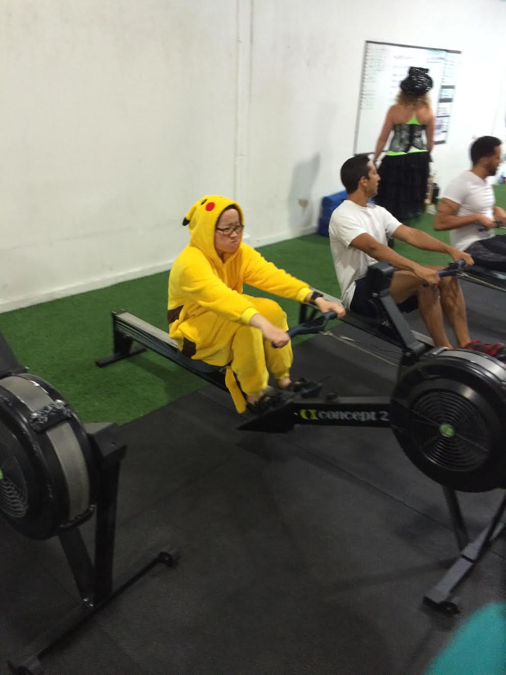 Go Pikachu, Go!