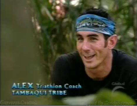 Alex then (SWEET BANDANA BRO!)