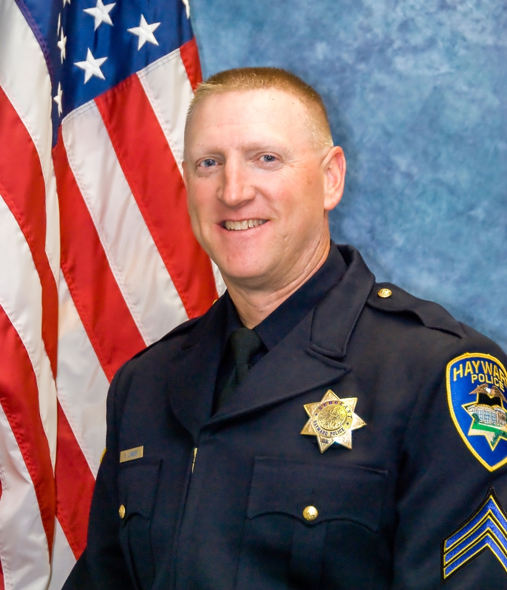 Sgt. Scott Lunger, of Brentwood, California, died July 22, 2015, after being gunned down during a traffic stop. A second officer returned fire, hitting the suspect who was later caught and taken into police custody. Lunger, 48, had served the Hayward Police Department since 2001 as a beat cop, on the special duty unit, gang task force, SWAT, was a Field Training Officer and acting lieutenant at the time of his death. Lunger is survived by his daughters, Ashton and Saralyn; brother and sister-in-law, Mike and Shey; brother Todd; sister and brother-in-law, Michelle and Lance Schroeder; father and stepmother, Paul and Donna; half sister, Ciara; and many other family and friends. He is preceded in death by his mother, Alice.