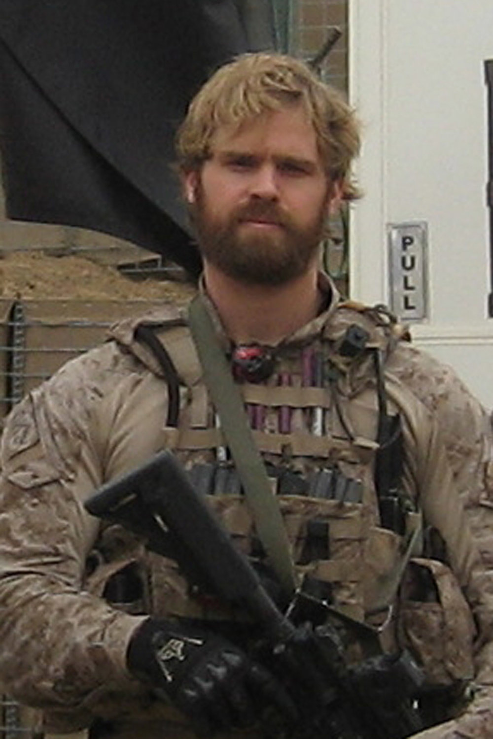 Chief Petty Officer Nate Hardy was killed Sunday February 4th during combat operations in Iraq. Nate is survived by his wife, Mindi, and his infant son Parker.