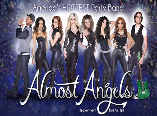 Almost Angels - If you're looking for a sexy, high-energy dance party and show like no other, look no further. Almost Angels, the ultimate party band, is produced by UD Factory and performs across the country, from Atlantic City to Las Vegas.