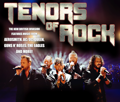 Tenors of Rock - Tenors of Rock are the newest most exciting vocal group around. Formed with five of the best male rock voices in the UK. The concept was to reinvent the standard male vocal group and create a seriously high profile rock experience. The vocal range and harmonic complexity really pushes new boundaries and sets ToR apart from all other vocal groups.