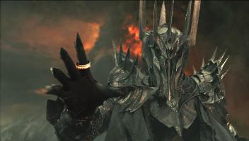 Yes, Sauron, we know you're very excited about that