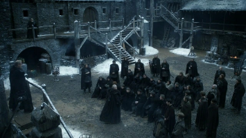 The order was known as The Night's Watch