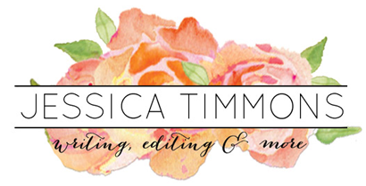 Jessica Timmons // Writing, Editing & More