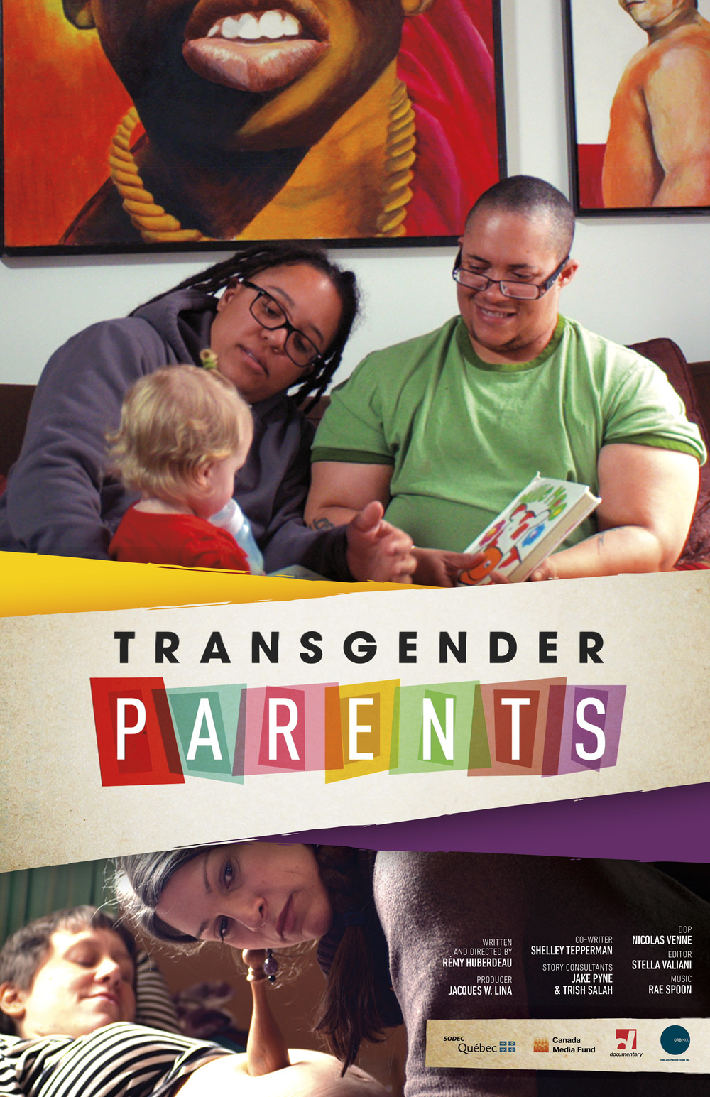 TransgenderParentsDocPoster