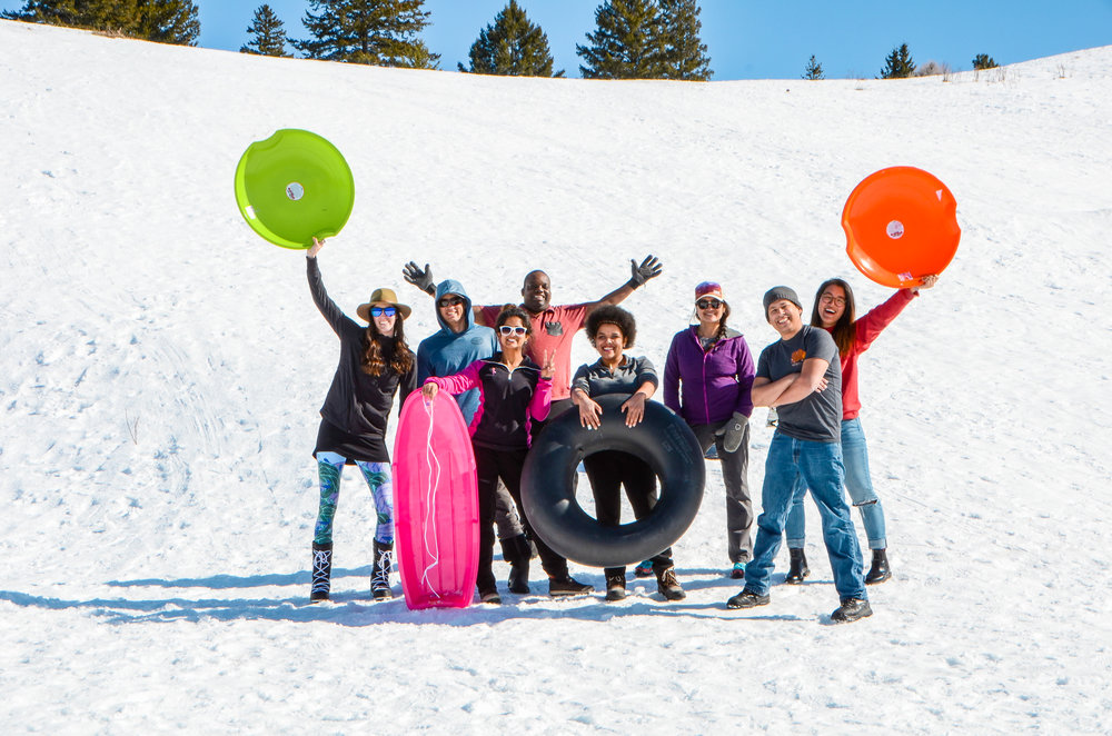 Earthtone Outsideᴹᵀ - Elevating the visibility of Montana's diverse outdoor enthusiasts by fostering a supportive and inclusive community for people of color.
