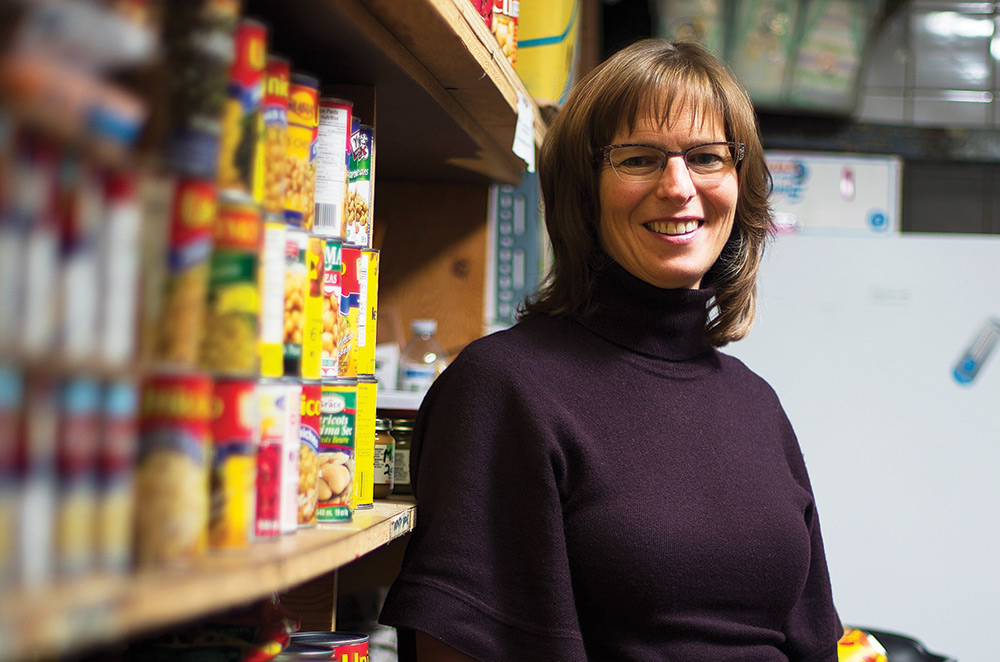 Katharine Schmidt of Food Banks Canada