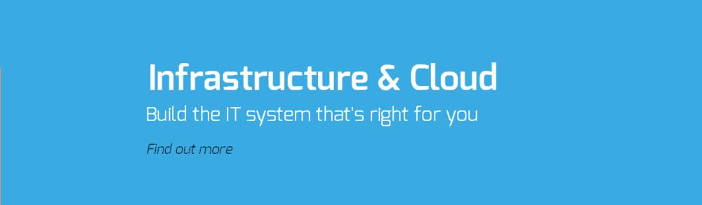 Infrastructure & Cloud