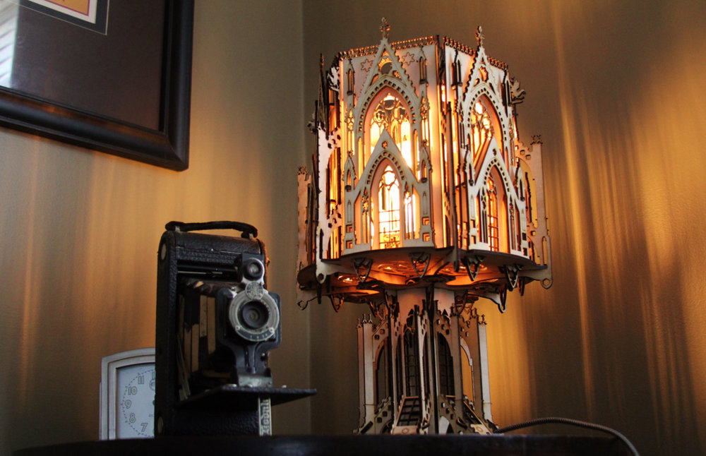 The Cathedral Lamp