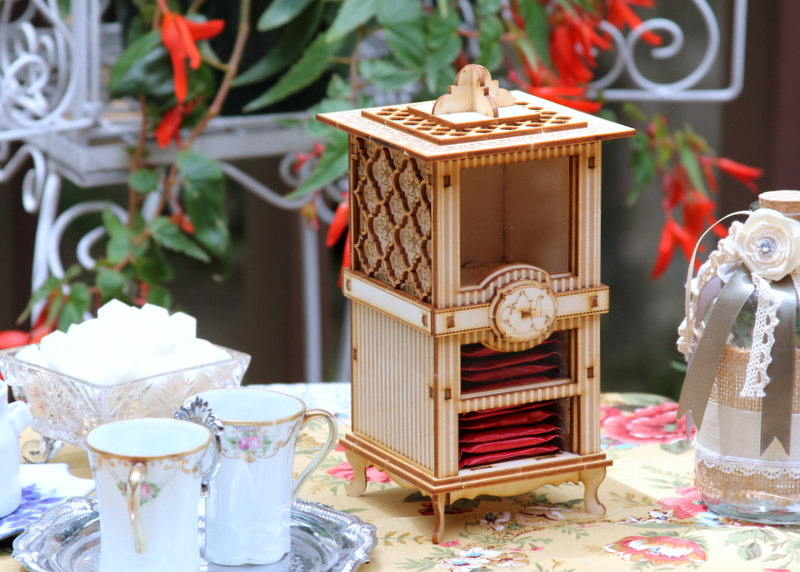 The Carlyle Tea Box
