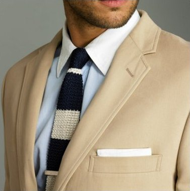How to Wear a Knit Tie — ELEVATED CITIZEN