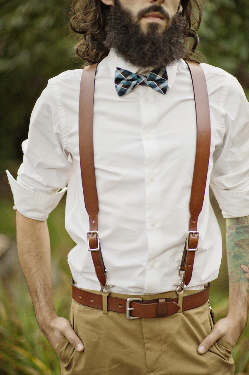 Wearing Braces Elevated Citizen