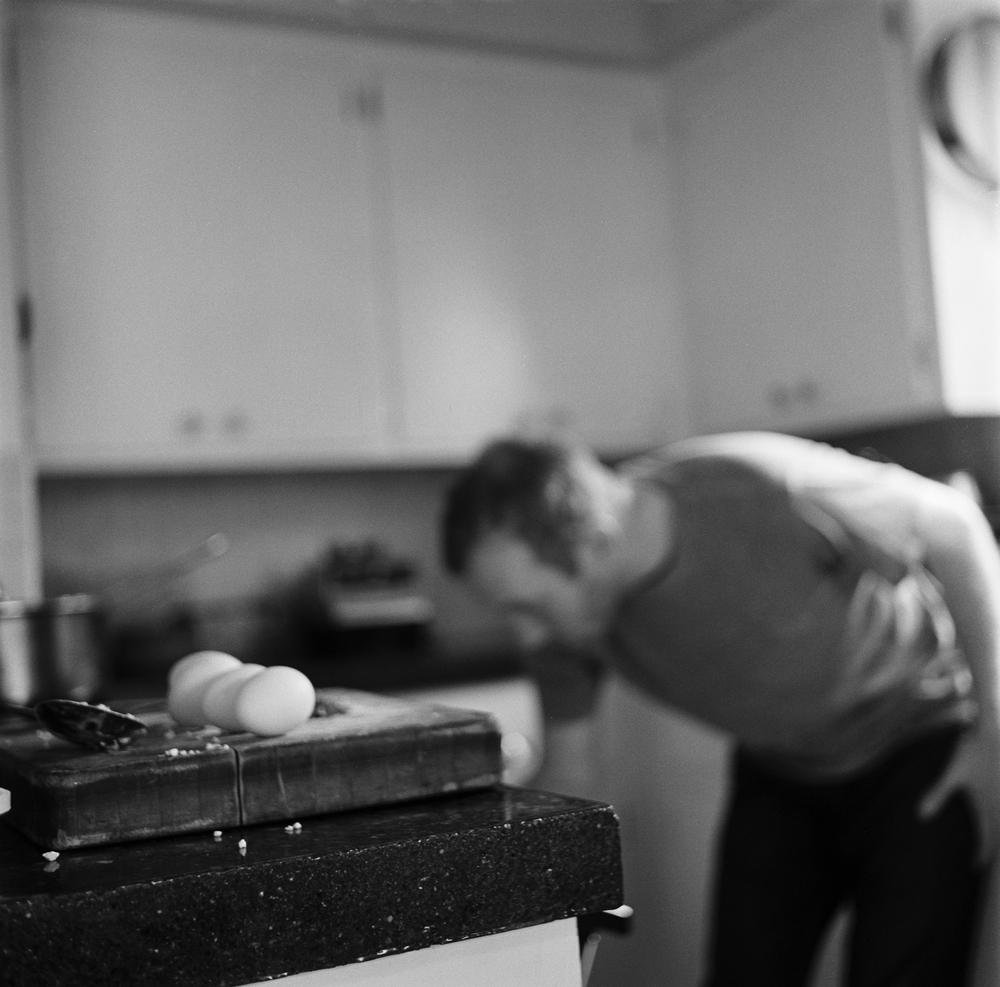 Josh with Eggs.jpg