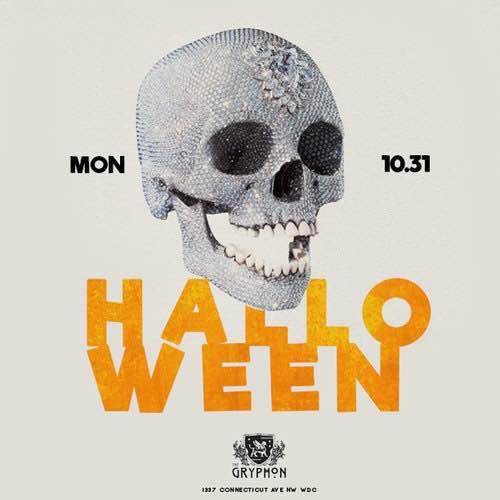 The Gryphon Halloween
