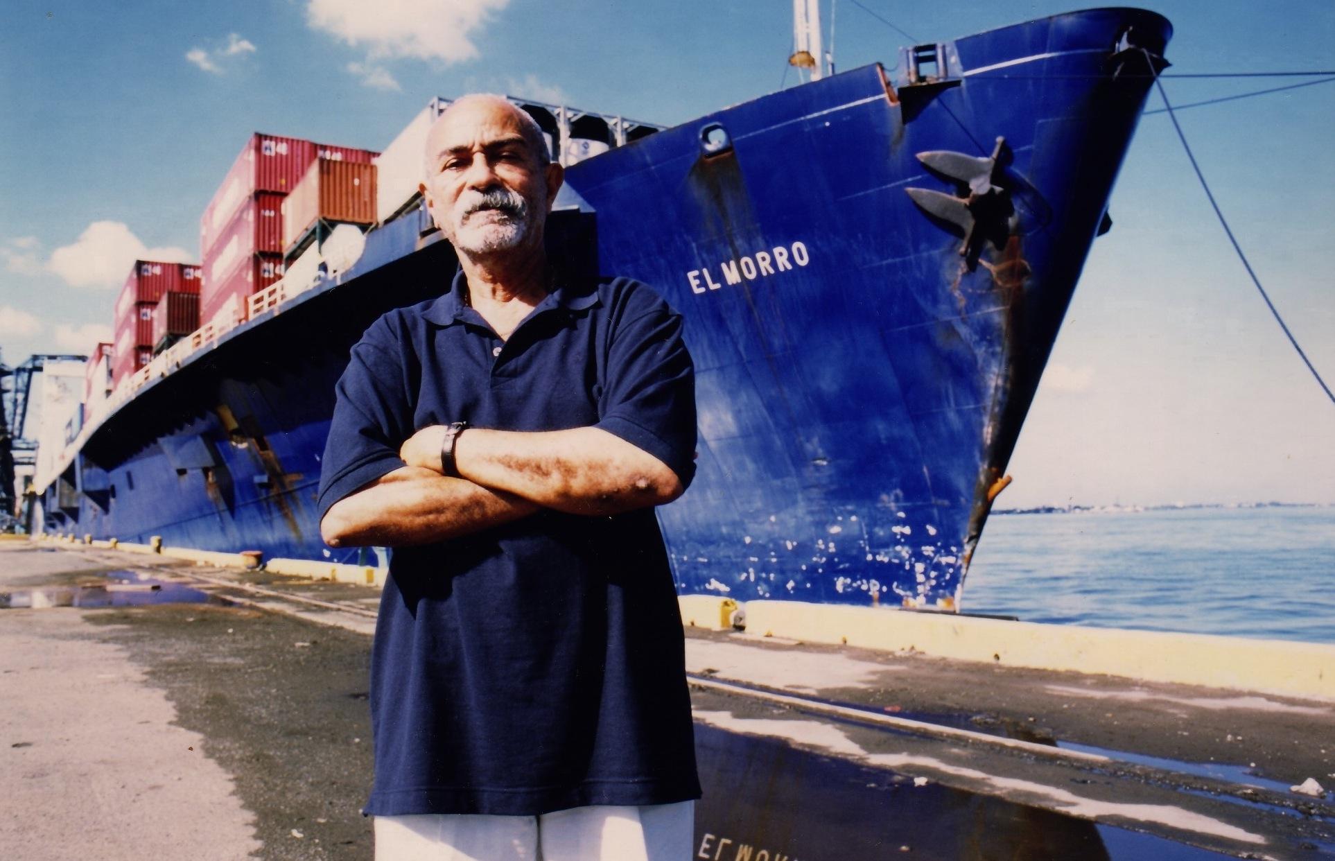 Retired Merchant Marine in Puerto Rico