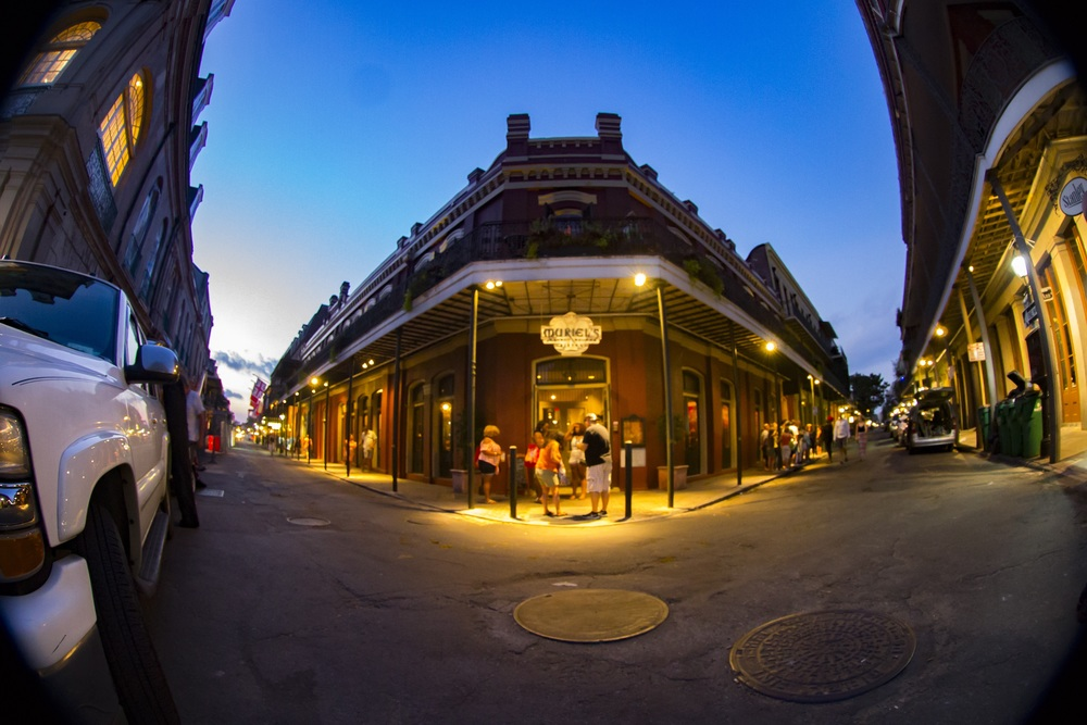 Muriel's, a historic dining destination