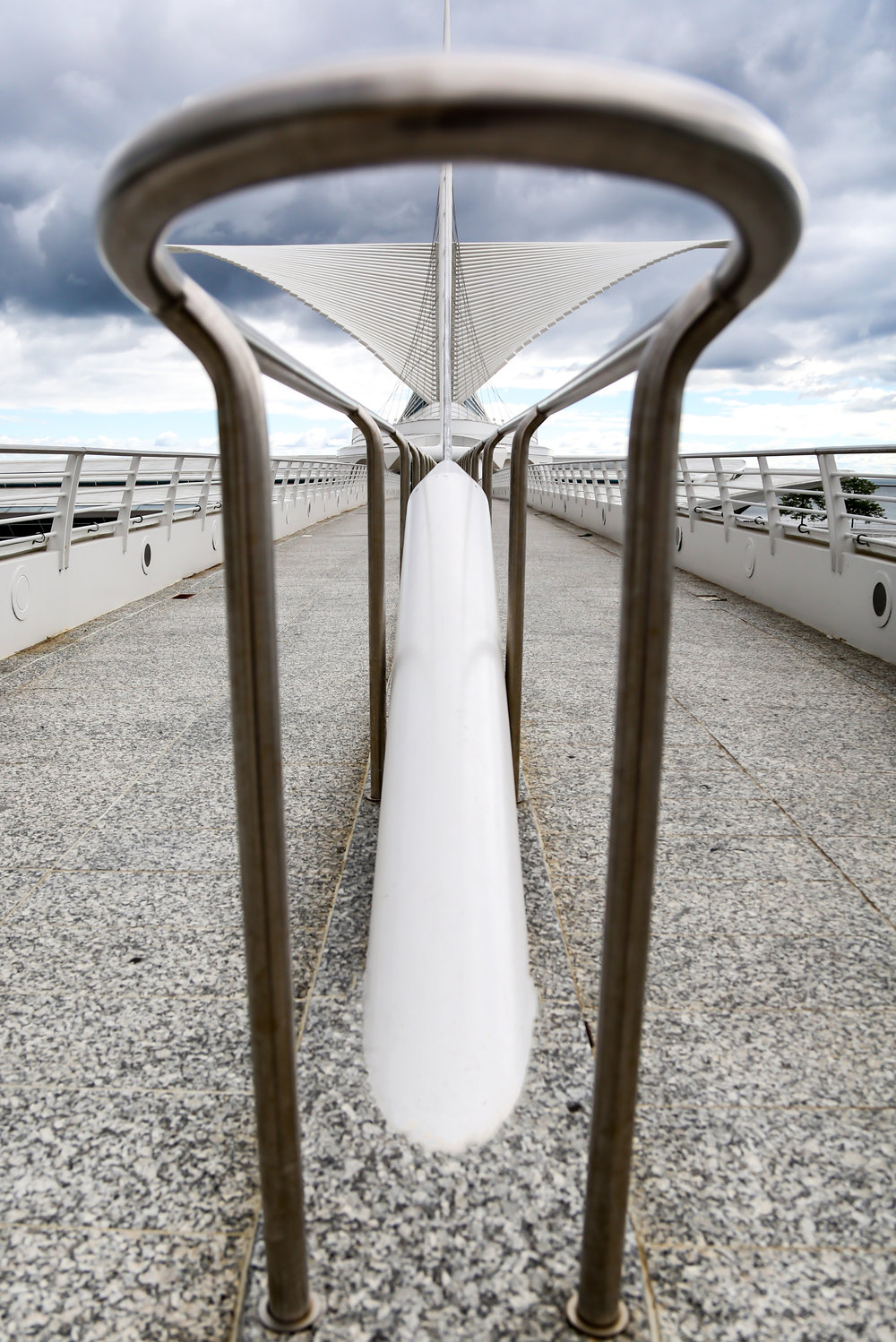 Milwaukee Art Museum I -
