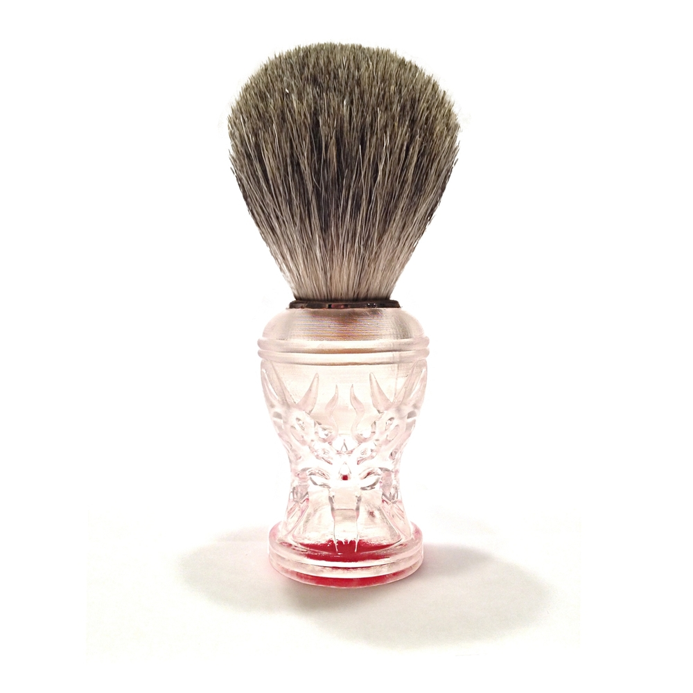 Celtic Elk Horn Shave Brush