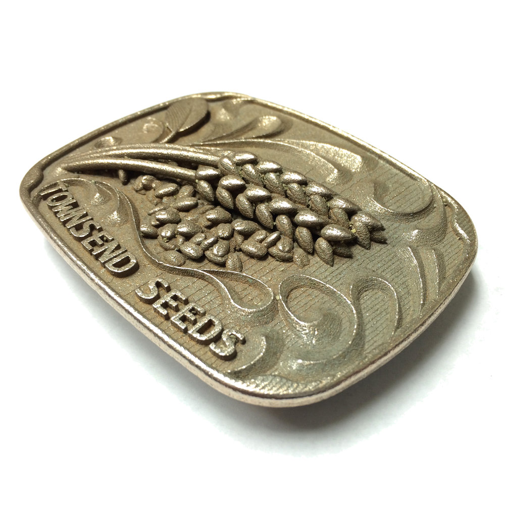 Townsend Seeds Belt Buckle