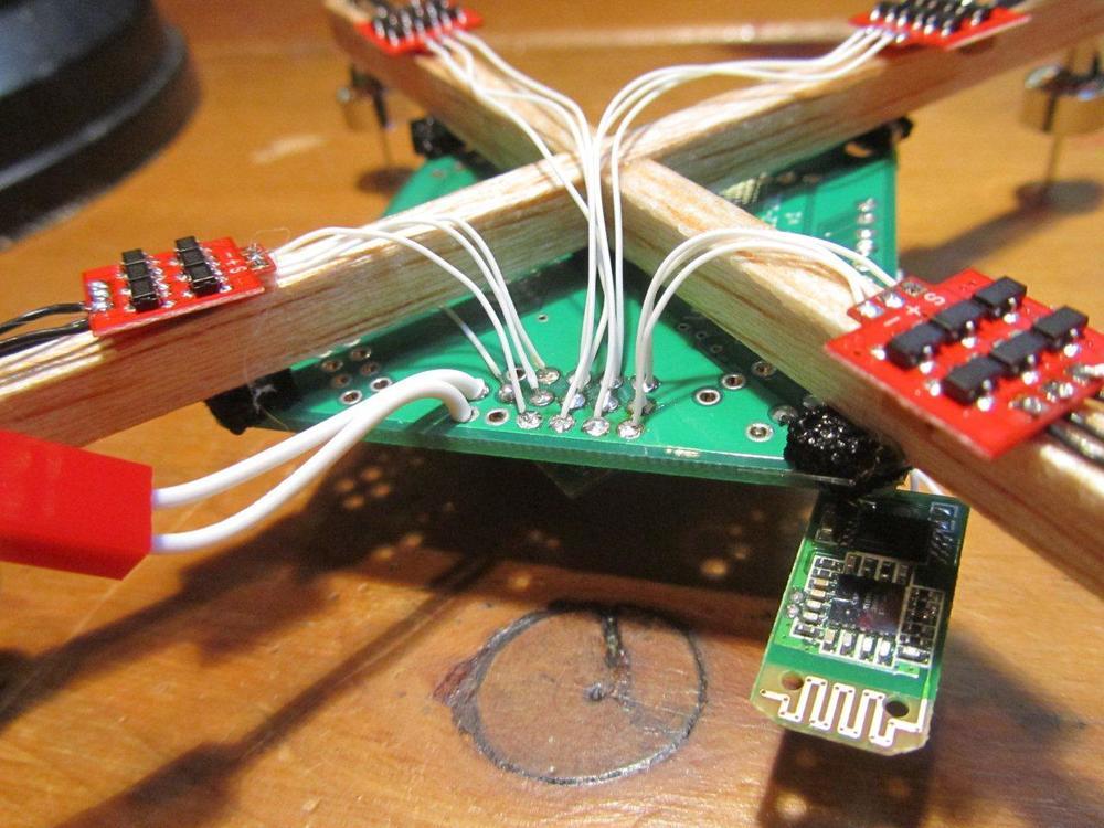 ESC wiring