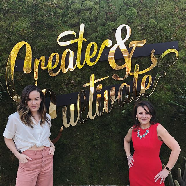 Living Proof took Create & Cultivate LA thanks to the best team ever @livingproofinc @slaackproductions @mararoszak @amkline @daisyemmalee @caracraftonhair @createcultivate #createcultivatela #bestdayever #joblove #yourbesthair #timeforanap