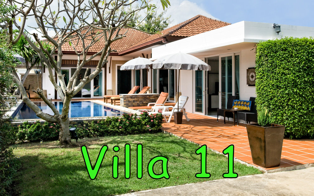 Villa 11 - 4 Bed - 3 Bath - Sleeps 8 - Click on the photo for more images