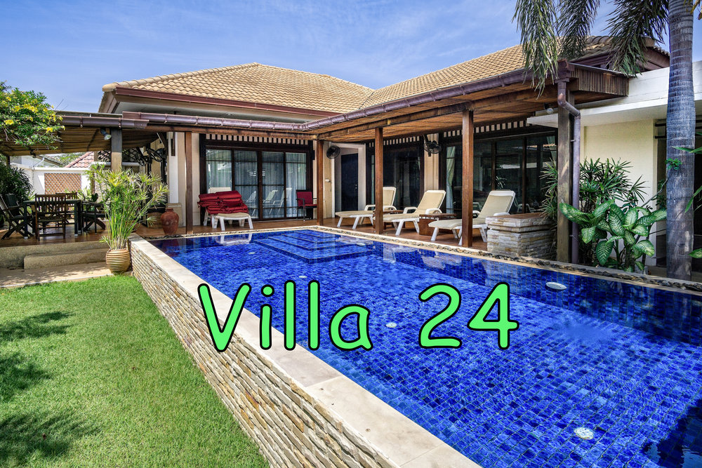 Villa 24 - 4 Bed - 3 Bath - Sleeps 8 - Click on the photo for more images