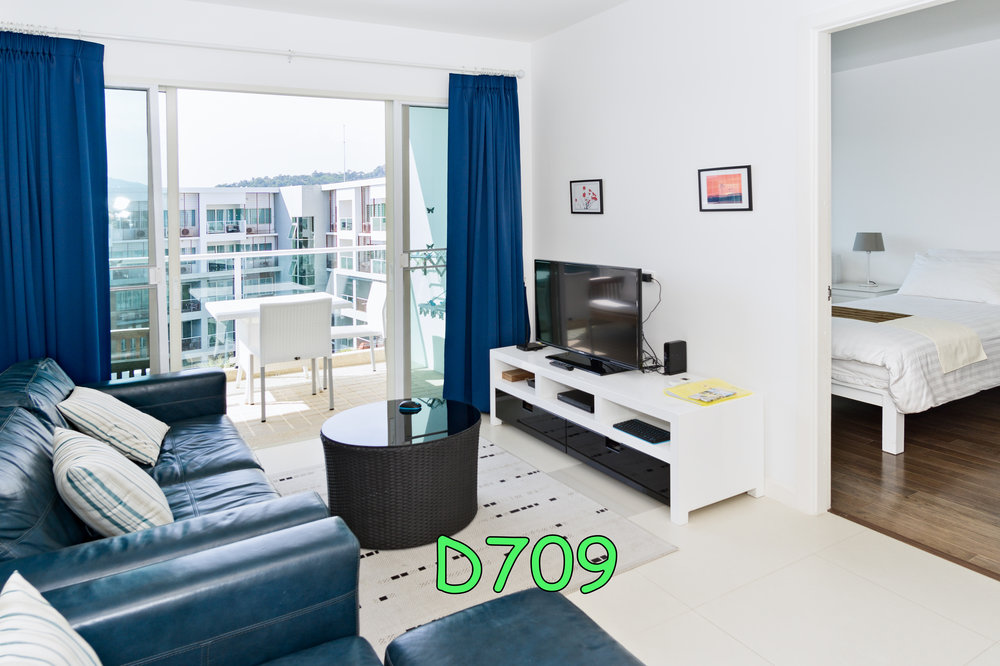 D709 - 2 Bed-2 Bath-Sleeps 4 - Click the photo for more images