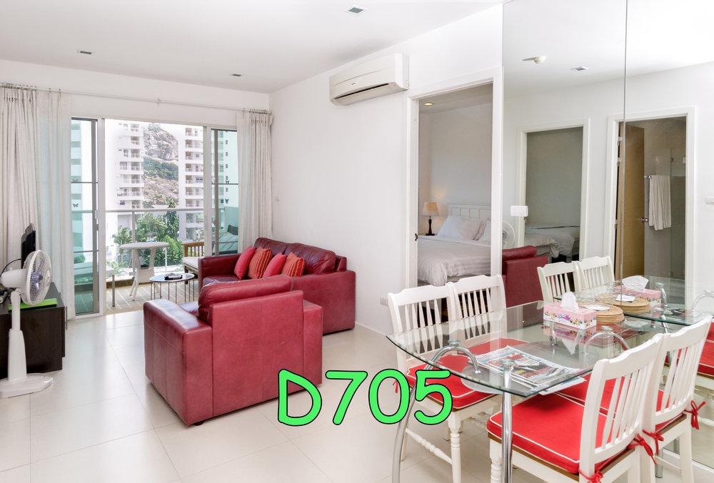 D705 - 2 Bed-2 Bath-Sleeps 4 - Click the photo for more images