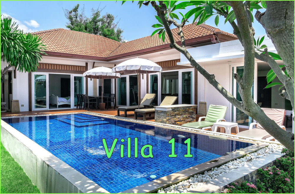 Villa 11 - 4 Bed - 3 Bath - Sleeps 8 --- Click on the photo for more images
