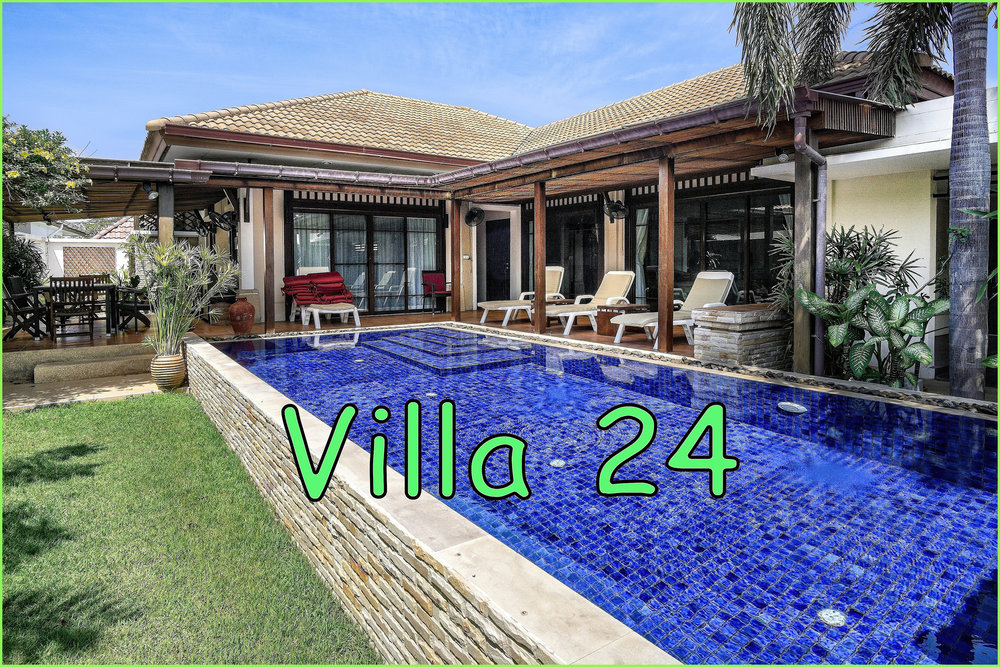 Villa 24 - 4 Bed - 3 Bath - Sleeps 8 --- Click on the photo for more images
